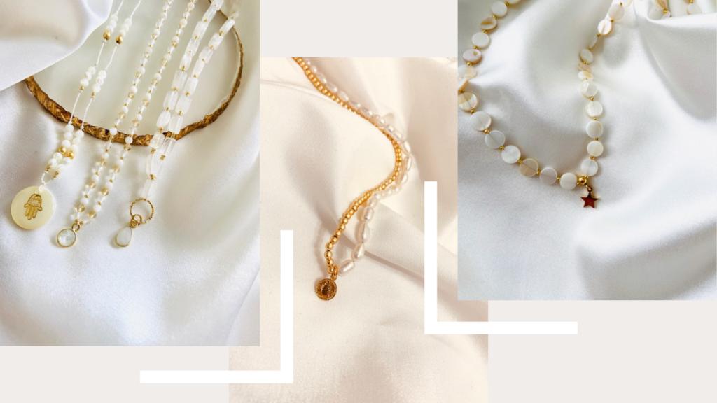 Ręcznie robiona biżuteria Silk Art