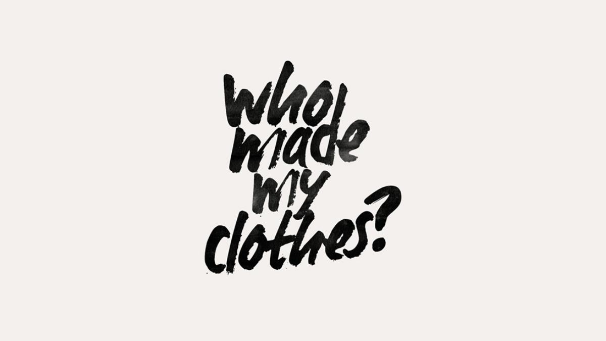 Fashion Revolution Week 2021 #whomademyclothes: czas na modową rewolucję!